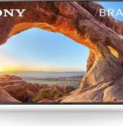 55X85J Sony 55 Inch X85J HDR 4K UHD Smart Android LED TV KD55X85J 2021 Model